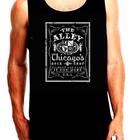 The Alley Rock Shop Tank Top