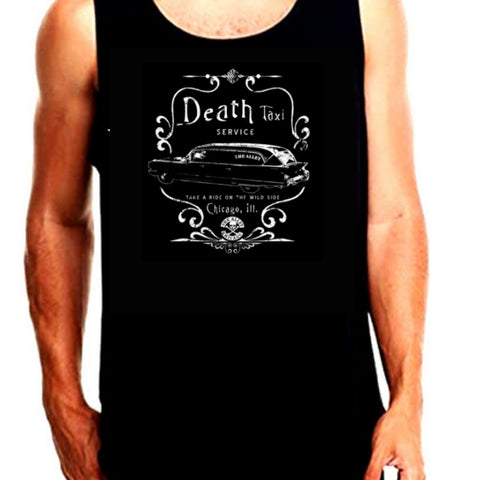 The Alley Death Taxi Tank Top