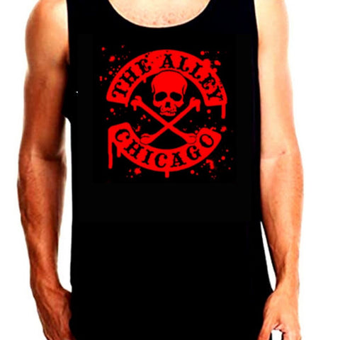 The Alley Blood Splatter Tank Top