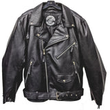 Vegan Classic Motorcycle Jacket | The Alley