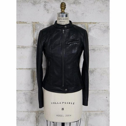 The Favorite Womens Leather Jacket