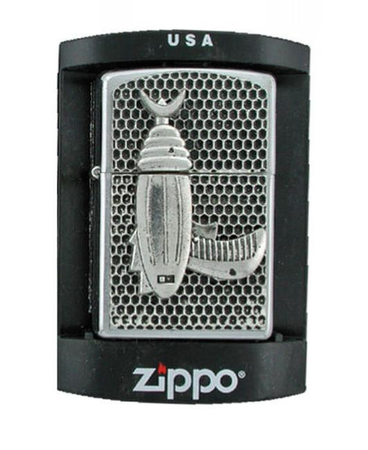 Mobtown Atomic Raygun Zippo Lighter - The Alley Chicago
