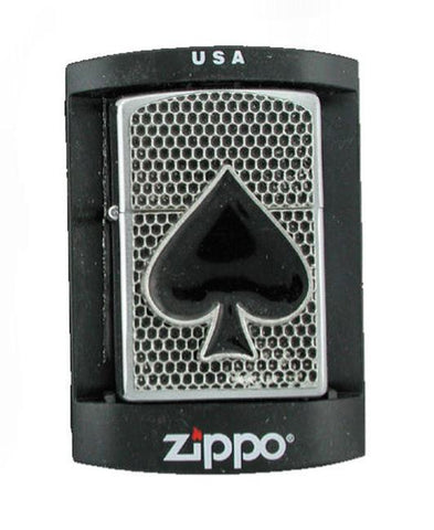 Accessories - Ace Of Spades Zippo Lighter
