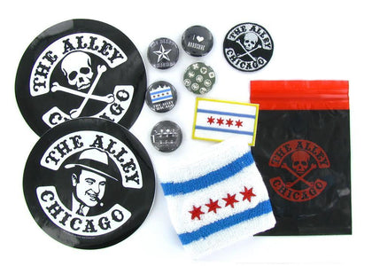 Accessories - Alley Chicago Swag Bag