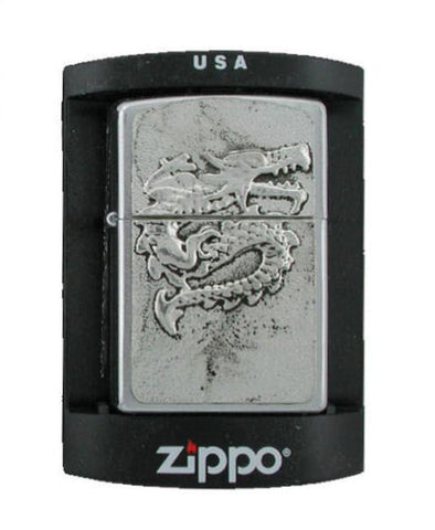 Accessories - Asian Dragon Zippo Lighter