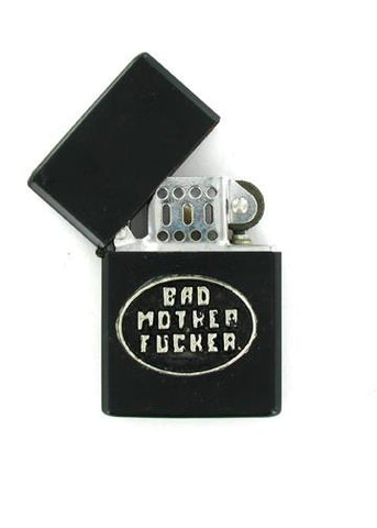 Accessories - Bad Mother Fucker Black Lighter
