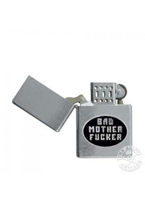 Accessories - Bad Mother Fucker Emblem Chrome Lighter