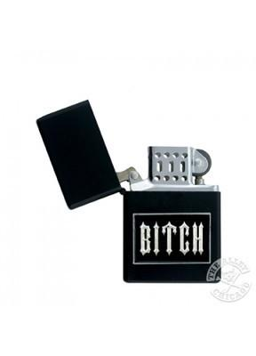 Accessories - Bitch Emblem Black Lighter