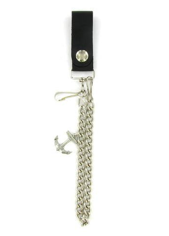 "Accessories - Boat Anchor 18"" Biker Wallet Chain"
