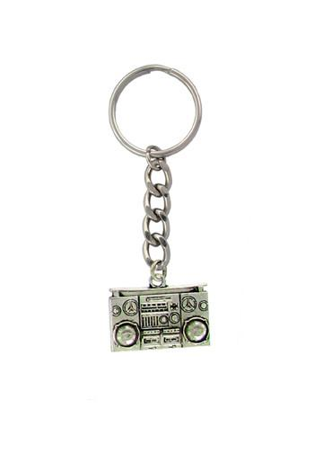 Accessories - Boom Box Ghetto Blaster Keychain