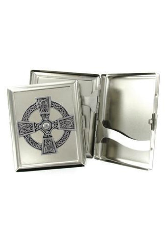Accessories - Celtic Cross Cigarette Case