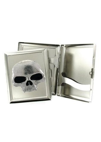Accessories - Classic Vampire Skull Cigarette Case