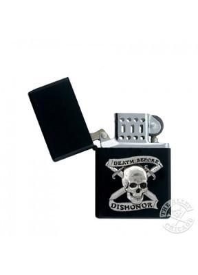 Accessories - Death Before Dishonor Black Lighter