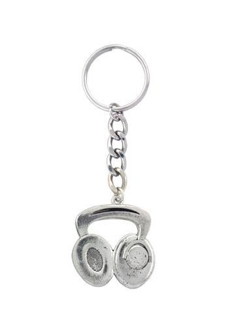 Accessories - DJ Headphones Keychain
