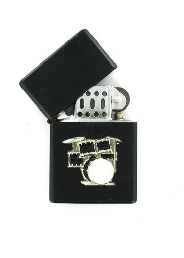 Accessories - Drum Kit Black Lighter