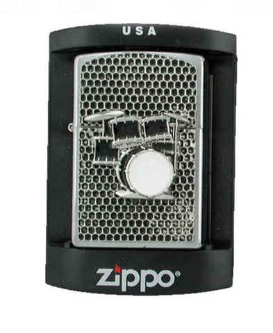 Accessories - Drum Kit Zippo Lighter
