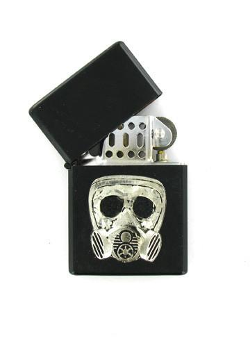 Accessories - Gas Mask Black Lighter