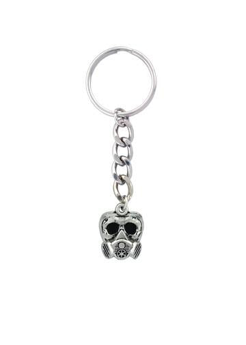 Accessories - Gas Mask Keychain