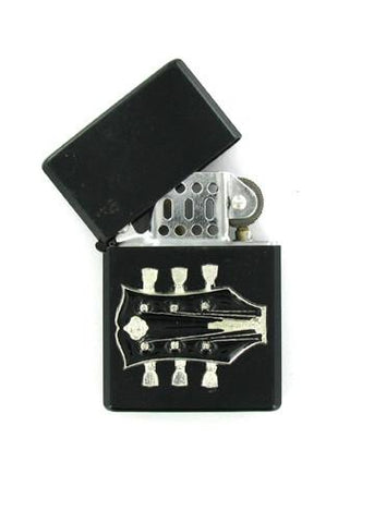 Accessories - Guitar Head Black Lighter