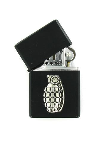 Accessories - Hand Grenade Black Lighter