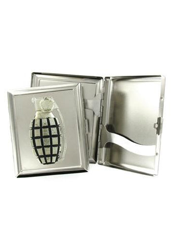 Accessories - Hand Grenade Cigarette Case
