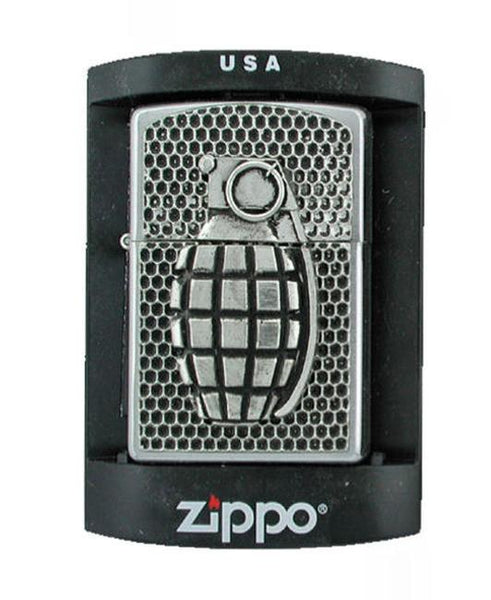 Accessories - Hand Grenade Zippo Lighter