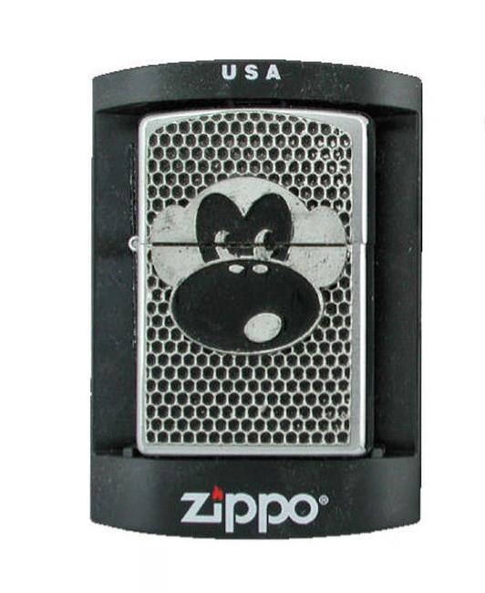 Accessories - Jive Monkey Zippo Lighter