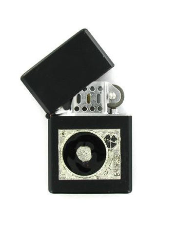 Accessories - Record Player DJ Turntable Black Lighter