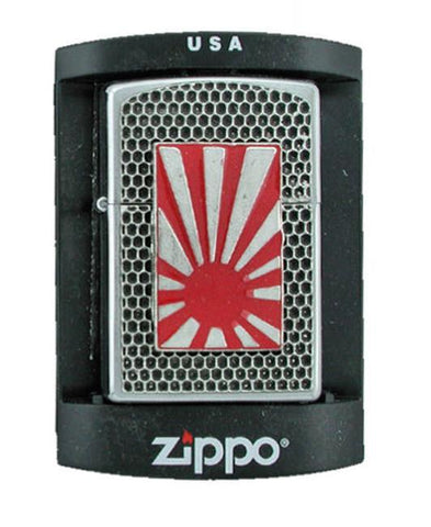 Accessories - Rising Sun Zippo Lighter