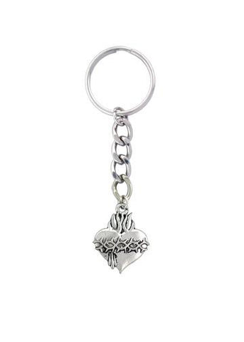 Accessories - Sacred Heart Keychain