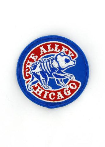 Accessories - The Alley Chicago Baseball Parody Patch