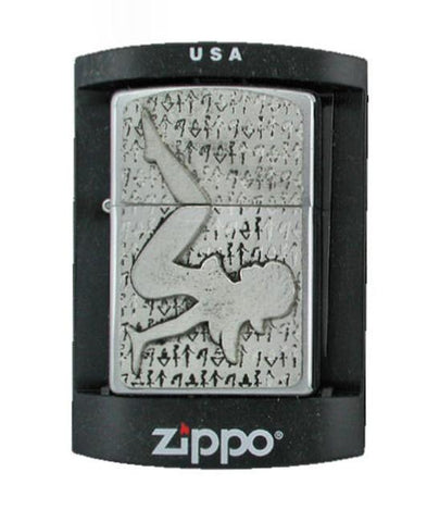 Accessories - Trucker Mudflap Girl Zippo Lighter