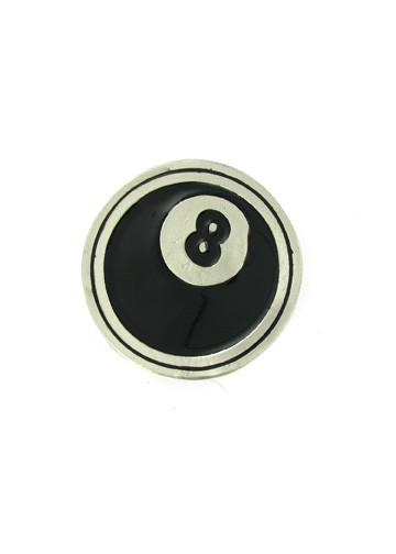 Belts & Buckles - 8 Ball Belt Buckle