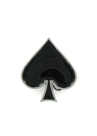 Belts & Buckles - Ace Of Spades Belt Buckle