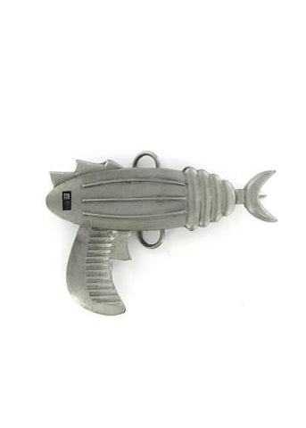 Belts & Buckles - Atomic Space Ray Gun Belt Buckle