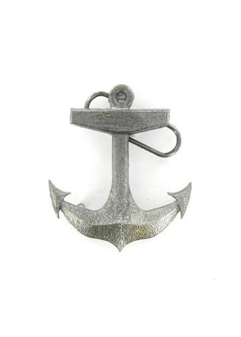 Belts & Buckles - Boat Anchor Belt Buckle