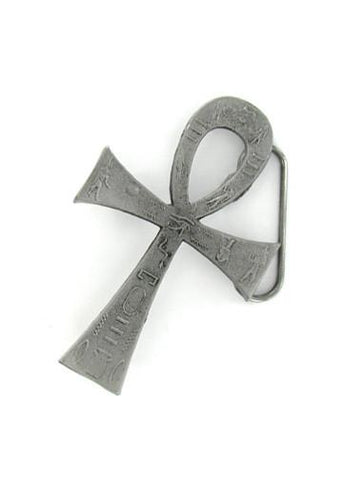 Belts & Buckles - Egyptian Ankh Belt Buckle