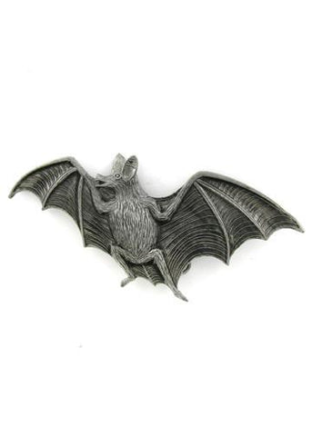Belts & Buckles - Extra Large Vampire Bat Belt Buckle