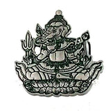 Belts & Buckles - Ganesh Belt Buckle