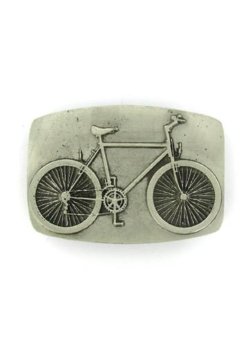 Belts & Buckles - Hipster Bicycle Belt Buckle