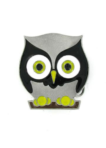 Belts & Buckles - Hoot Owl Belt Buckle