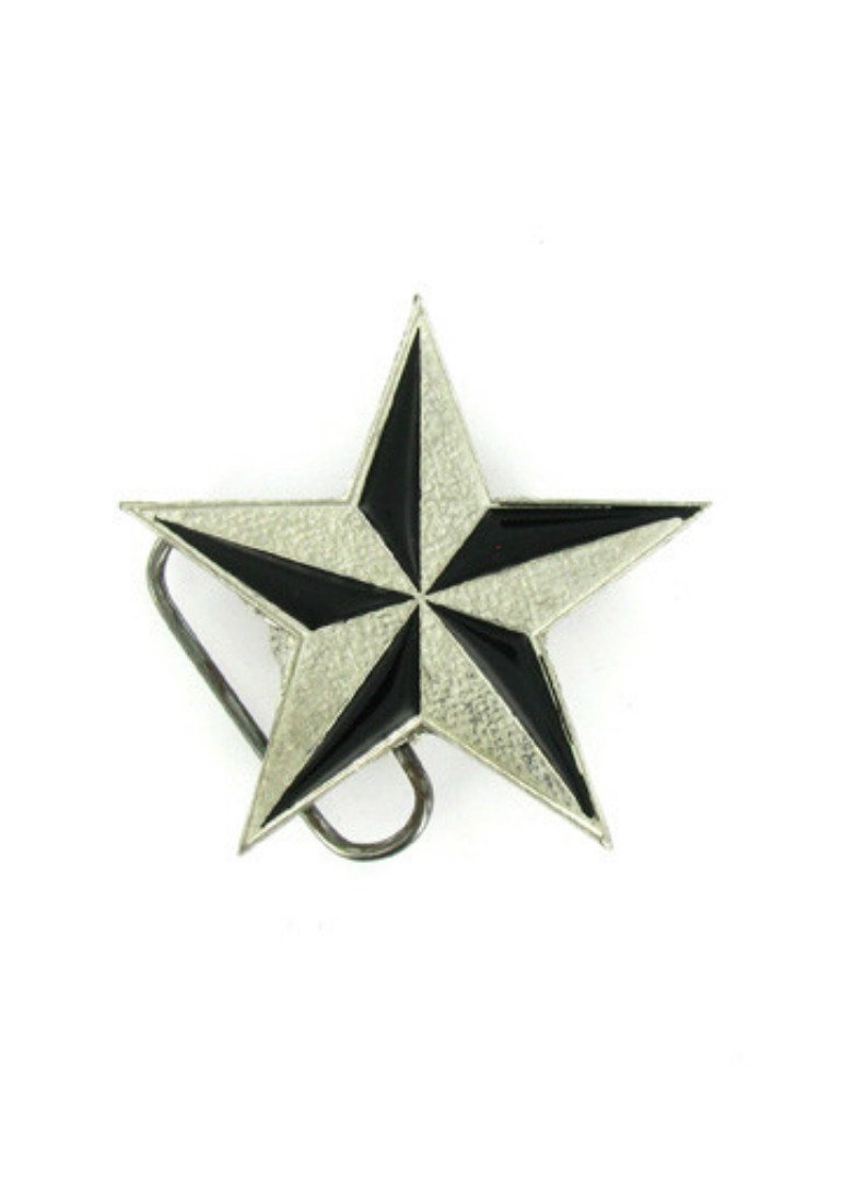 Belts & Buckles - Nautical Star Belt Buckle