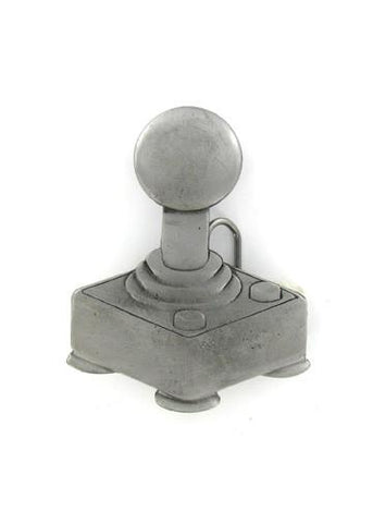 Belts & Buckles - Retro Video Game Joystick Belt Buckle