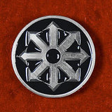 Belts & Buckles - Symbol Of Chaos Belt Buckle