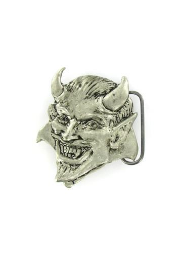 Belts & Buckles - The Smiling Devil Belt Buckle