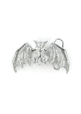 Belts & Buckles - Vampire Bat Belt Buckle