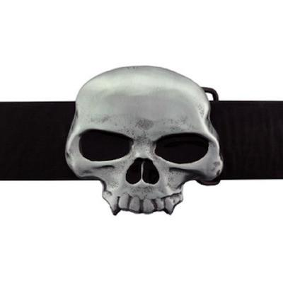 Belts & Buckles - Vampire Skull Belt Buckle