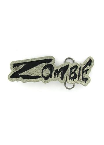 Belts & Buckles - Zombie Belt Buckle