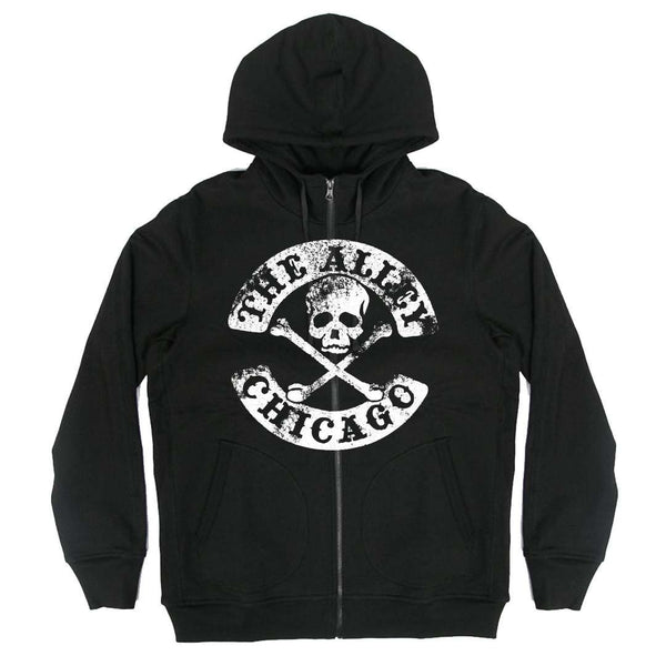 Clothing - The Alley Chicago Vintage Logo Hoodie