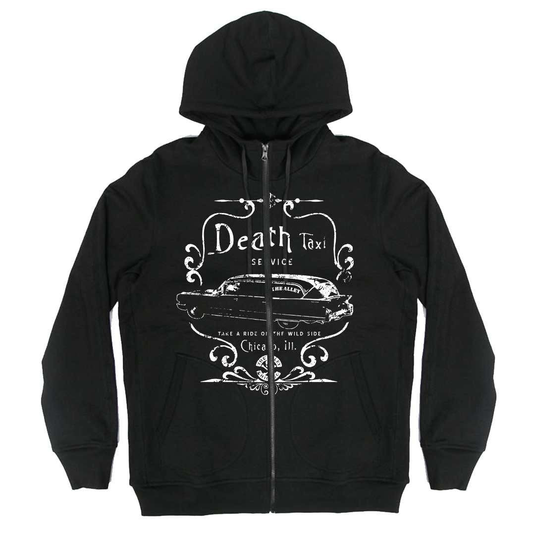 Clothing - The Alley Death Taxi Hoodie